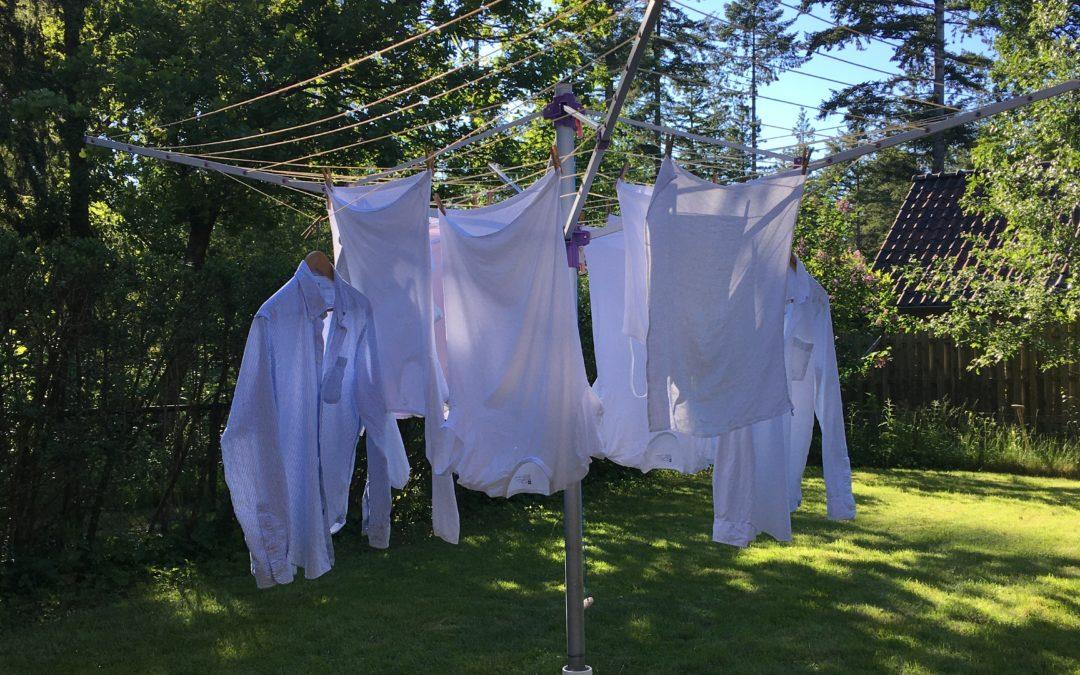 Je eigen leidraad bij het opruimen van je kledingkast